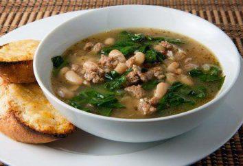 Kaukaski zupa – kyufta-bozbash, grub, grar. Kuchnia kaukaska