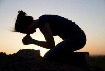 Gebet Jesus Christus hat uns ein Beispiel gemacht