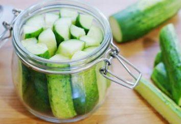 Wie lange frische Gurken im Kühlschrank zu behalten?