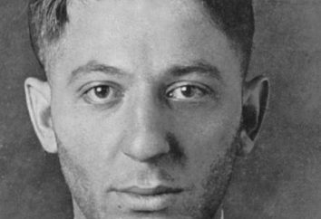 Luis Buchalter: photo, premières années, exécution. L'image au cinéma