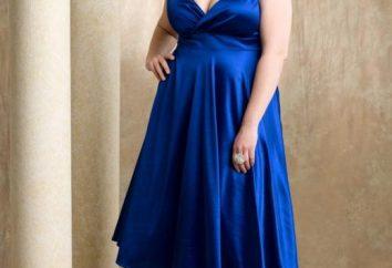 Consejos para los estilistas: cómo elegir un vestido de noche para una chica completa