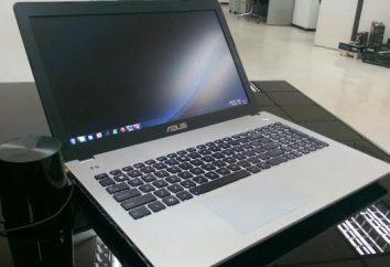 Laptop ASUS N56VZ: Descrição