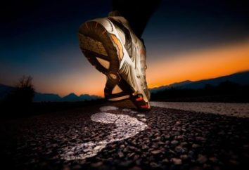 chaussures de course sur l'asphalte: Critères de sélection