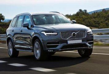 """Specyfikacje """"Volvo XC90"""", opis, cena"""