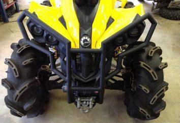 Modyfikacja lub strojenie ATV