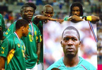 futbolista camerunés Marc-Vivien ELF: biografía, los logros en el deporte