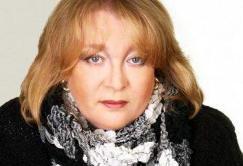 Dvorzhetskaya Nina Igorevna (Nina Gorelik), attrice: la biografia, la vita personale, il lavoro