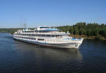 """""""Dmitrij Pozharsky"""" – statek: podróż z Samara"""
