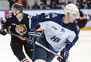 """Pavel Kulikov – esperanza """"Neftekhimik"""" y un candidato para la selección de Rusia"""