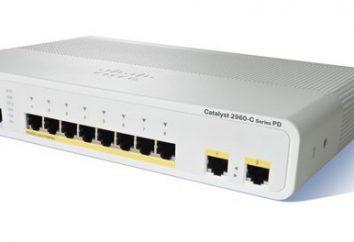 Routery Cisco: model ustawienie. sprzęt sieciowy
