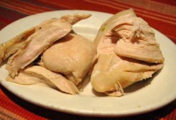 Kalorienreduzierte gekochtes Huhn nicht hinzufügen kg