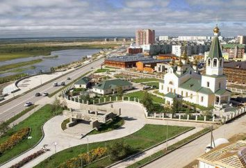 Blason Yakutsk: description et les photos