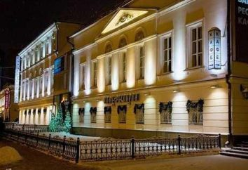 Pavel Slobodkin: centrum i jego cechy