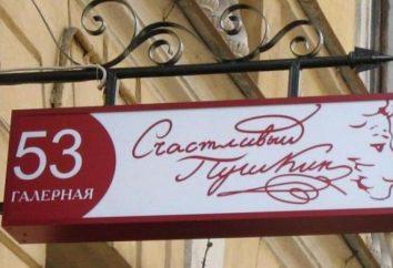 """Hotel """"Happy Pushkin"""" (San Petersburgo): fotos y comentarios"""
