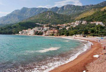 Montenegro im September. Rest in Montenegro im September