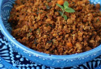 viande hachée aux champignons: les meilleures recettes et en particulier la cuisine