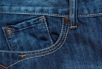 Pourquoi ai-je besoin d'une petite poche de jeans?