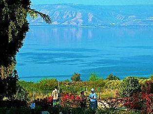 Mar di Galilea: un unico Galilea