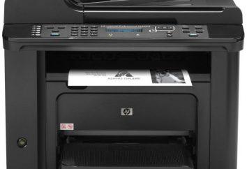 Średniej klasy urządzenie wielofunkcyjne HP LaserJet Pro M1536DNF: doskonały bilans ceny i jakości