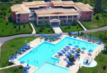 Vasilia Hotel 4 * (Corfù, Grecia): descrizione e recensioni