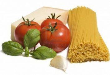 gli spaghetti ricetta in differenti realizzazioni