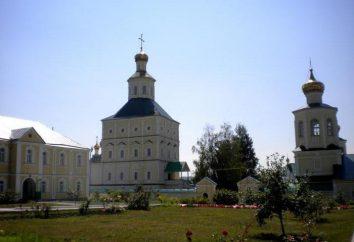Makarov Giovanni il Teologo Monastero: descrizione, la storia