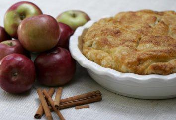 torta de maçã com maçãs em multivarka: receita para um bolo delicioso e suntuosa