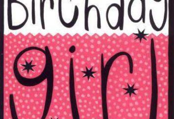 Pierwsza rocznica 5 lat – gratulacje dla dziewczynki z rodziny i przyjaciół!