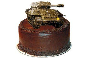 """Ciasto """"War"""" – wielka niespodzianka dla Obrońcy Ojczyzny"""