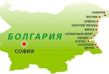 Búlgaros resorts são muito melhor ir para um período de férias? Dicas de viagem