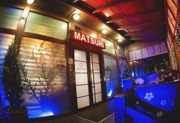 "Ristorante ""Matsuri"" (Vladivostok): foto, i menu e le recensioni"