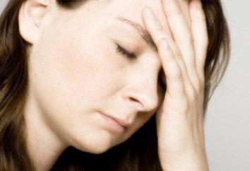 yeux Swims: ce qu'il faut faire, les causes, les caractéristiques de diagnostic et de traitement