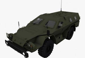 """KAMAZ-43269 """"The Shot"""" (BMP-97): caractéristiques, photos. KAMAZ-43269 """"Watch"""" (BMP-97 """"shot"""")"""