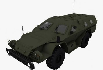 "KAMAZ-43269 ""The Shot"" (BMP-97): caratteristiche, foto. KAMAZ-43269 ""Watch"" (BMP-97 ""colpo"")"
