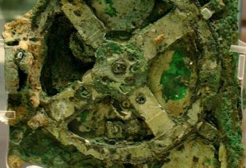 Meccanismo di Antikythera – il primo computer analogico