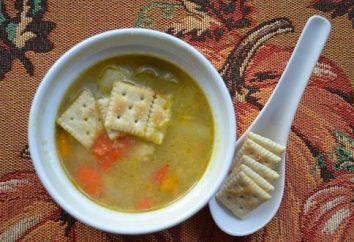 Il primo piatto per tutta la famiglia: zuppa con riso e patate
