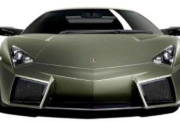 Lamborghini Reventon, potężny supersamochód włoskie pochodzenie