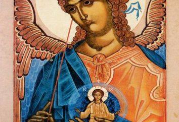 Arcangelo Raffaele. La preghiera Arhangelu Rafailu. Santo Arcangelo Raffaele