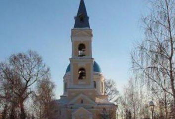 Diecezja Neftekamsk: opis, świątynie