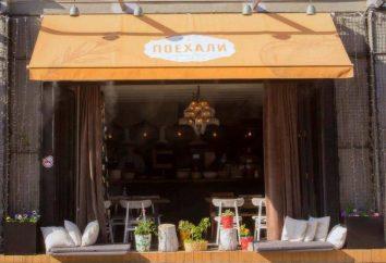 """""""Andiamo"""" – il ristorante Eleny Chekalovoy: recensioni, descrizioni, menu, recensioni"""