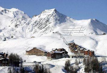 Das beste Schnee Resorts in Russland wartet auf Sie