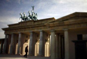 Polecam do Bramy Brandenburskiej w Berlinie