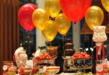 La mejor manera de organizar una mesa de buffet en una boda