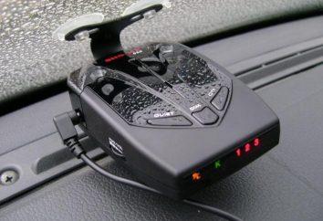 rivelatore radar Sho-Me 520: manuale d'uso, la caratterizzazione circuito, recensioni