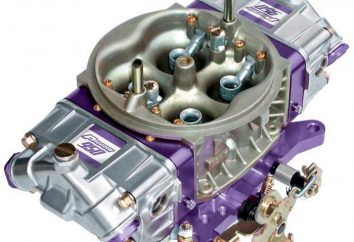 Carburatore – che cosa è questo? Il principio di funzionamento, l'uso di