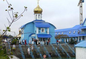 Święta wiosna św. Anny (wioska Onishkovtsy, region Równe): co uzdrawia, jak się dostać