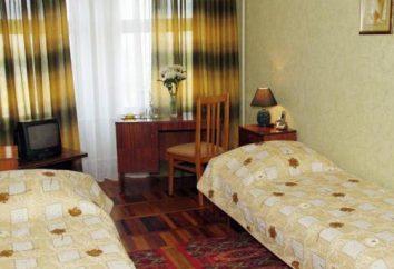 "Cidade de Volzhsky, hotel ""Akhtuba"": foto, endereço"