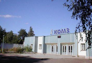 Kazan ottico e Mechanical Plant, Kazan