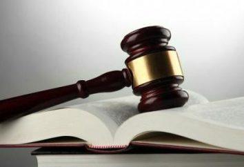 Concetto e tipi di reati. Codici penali e amministrative della Federazione Russa