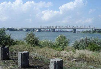 Parlons de combien de kilomètres de Rostov en Crimée